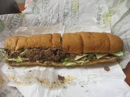 subway philly cheese steak review