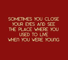 happens often this is me childhood memories words memories