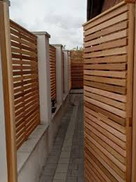Slatted Screen Gates And Hinges Slatted Screen Fencing