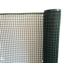 China Hot Sale Green Color Plastic Garden Netting Fence For Tree China Garden Fence And Safety Barrier Mesh Price