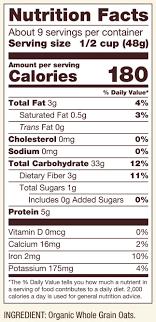 organic regular rolled oats bob s