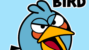 How to Draw Blue Bird from Angry Birds with Simple Step by Step ...