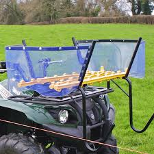 Atv Fence Carrier Your Electric Fencing Just Where You Need It