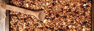 organic homemade granola ommani center