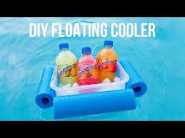 diy floating cooler you