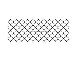 Chain Link Fence Art Etsy