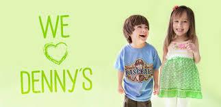 denny s childrenswear