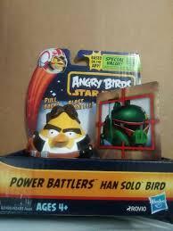 Hasbro Angry Birds Star Wars Power Battlers Boba Fett Pig Battler ...