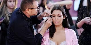 beauty tricks from victoria secret models