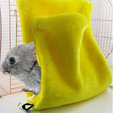 small pets double layer hammock parrot