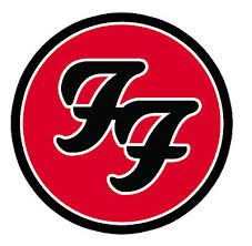 Foo Fighters Rock Logo Decal Vinyl Sticker 4 Stickers 5 98 Picclick