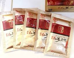 ???Nước hồng sâm Pocheon cao cấp hộp 30... - Thực dưỡng - Hàn Quốc |  Facebook