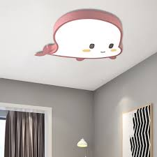 Macaron Loft Novelty Flush Mount Lights Iron 1 Light Flush Mount Lighting Kids Room Lighting Beautifulhalo Com
