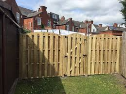 Hit And Miss Wind Proof Gate Design S T Fencing Timber Products