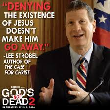 denying the existence of jesus doesn t make him go away powerful