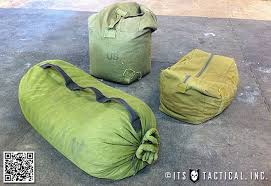 sandbags unconventional tools for