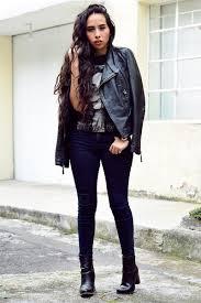 zara faux leather jacket chictopia