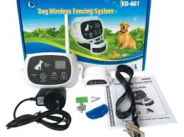 Wireless Waterproof Pet Dog Electric Fence Fencing System 500m Range Led Display 1 Dog Shock Collar Kd 661 In Ballybofey Donegal From Db Promotions