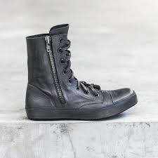 men s heathen hi tops 2 0 black leather