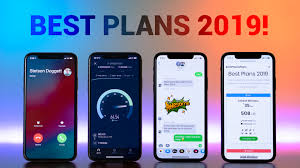 cell phone plans 2019