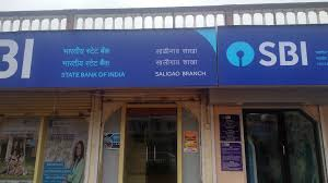 File:State Bank of India village branch, this one in Saligao, Goa ...