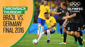 brazil vs germany full match men s