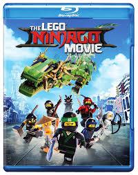 Amazon.com: The Lego Ninjago Movie (Blu-ray): Dave Franco, Justin ...
