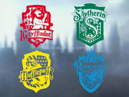 Gryffindor Slytherin Hufflepuff Ravenclaw Sign Decal Hogwarts Houses Wall Car Slytherin And Hufflepuff Gryffindor Slytherin Hufflepuff Ravenclaw Slytherin