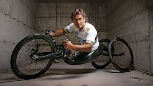 The Unstoppable Drive of Alex Zanardi - Maxim