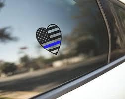 Police Car Sticker Etsy