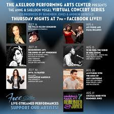 Aug 6 | APAC Summer Virtual Concert: Ace Young and Diana DeGarmo | Asbury  Park, NJ Patch