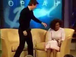 Tom Cruise Goes Crazy on Oprah (Danger - video dailymotion