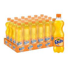 fanta orange 500ml lulu