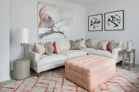 seating into a small living room