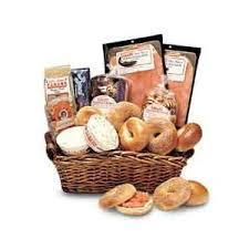 new york bagel lox gift baskets