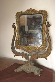 antique gold gilded solid bronze ornate