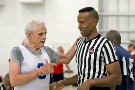 This game official is Adrian Dantley.... - Montgomery County Recreation |  Facebook