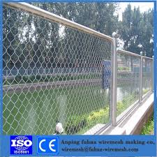 China 8 Gauge Steel Chainlink Fence Rolls Used Chain Link Fence For Sale In Kenya China Chain Link Fence Construction Link Fence