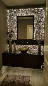 beautiful sparkle glitter bathroom