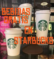 Bebidas Gratis En Starbucks Cadacentimocuenta Trucos Para Ahorrar