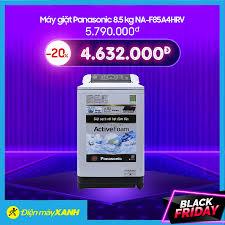 🤩Máy giặt Panasonic 8.5 kg NA-F85A4HRV... - Điện máy XANH  (dienmayxanh.com)