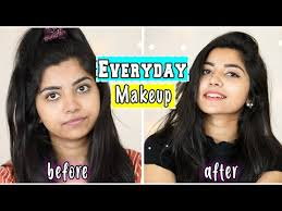 hindi step by step makeup tutorial for
