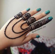 30 ring style mehndi designs for hands