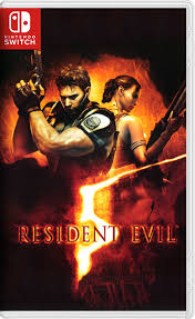 Resident Evil 5 Switch NSP XCI NSZ | Switch-xci.com