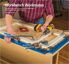 Workbench Workmates Clamp Systems