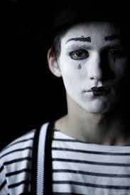 how to do male mime makeup saubhaya
