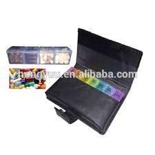 daily pill box medicine organizer 7 day