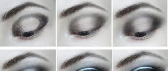 black silver gothic eye makeup chikk net