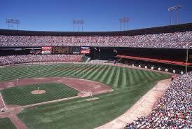 Candlestick Park for SF Giants Game ...