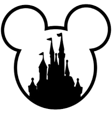 Amazon Com Disney D White Decals For Yeti Cups Car Sticker Car Decal Window Sticker For Tumbler Cup Car Truck Wall Notebook Suv Computer Laptop Motorcycle Helmet White Automotive